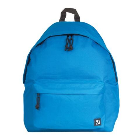 058260 Рюкзак BRAUBERG универсальный, сити-формат,голубой