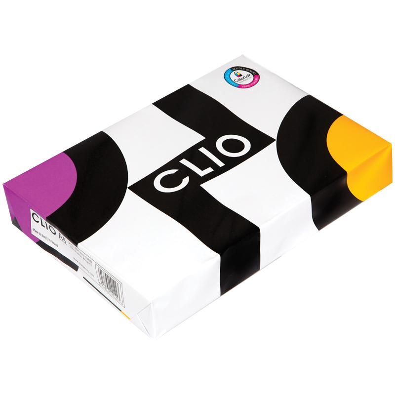 071627 Бумага Clio А4, 80г/м2, 500л.