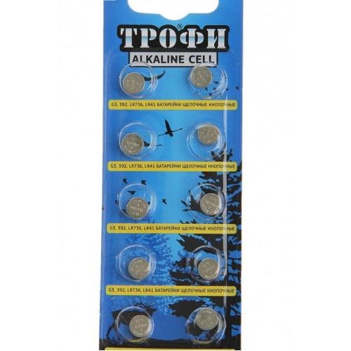 076192 Батарейка-таблетка G-3 Трофи