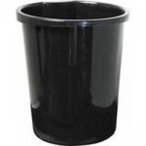 088180 Корзина для мусора цельня 9 л. Eickel черная