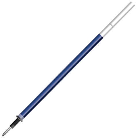085353 Стержень стираемый гелевый STAFF 130 мм, евронаконечник, узел 0,5 мм, линия 0,35 мм, синий, G