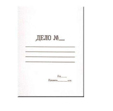"""011656 Папка-обложка """"Дело"""" плот.370"""