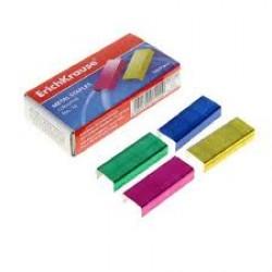 062905 Скобы для степлера №10 цветные