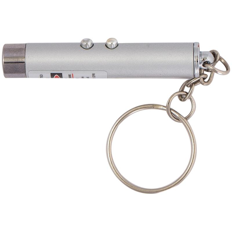 071227 Указка-брелок лазерная Beifa радиус 200м