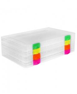 074390 Папка пластиковая для документов Стамм
