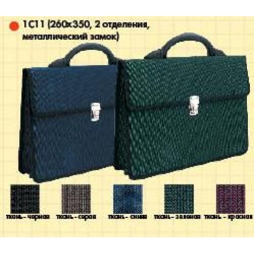 013970 Портфель ткань 11 Выборг