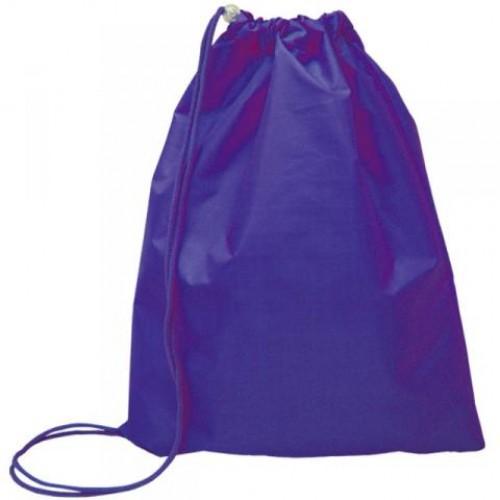 088079 Мешок для обуви 1 отд, однотонный 330*420 Фиолетовый, тонкий