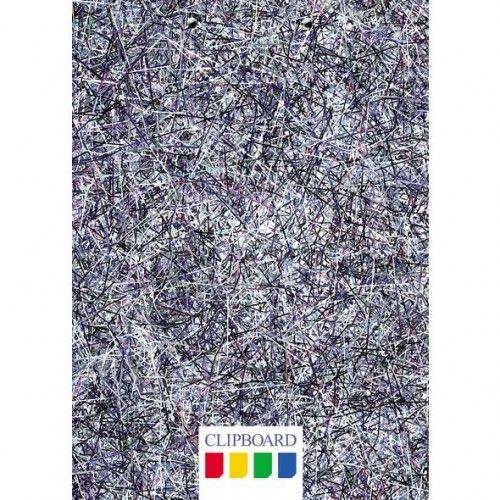 076742 Клипборд А4  Colored threads