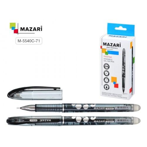 067234 Ручка - шпион MAZARI PRESTIGE гелевая, синяя
