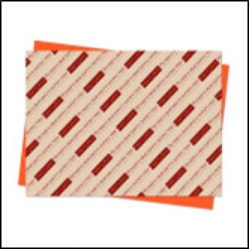 078813 Картон цветной  А3 красный, пл. 230гр/м2