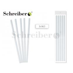 054847 Клеевой стержень 110 мм, 20см, 1шт.(Schreiber)