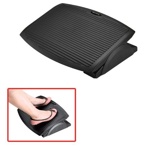 056545 Подставка для ног BRAUBERG офисная, 45*35см, черная