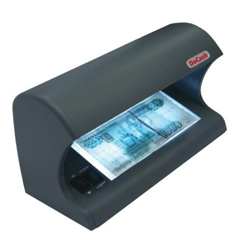 061271 Детектор банкнот DOCASH 525