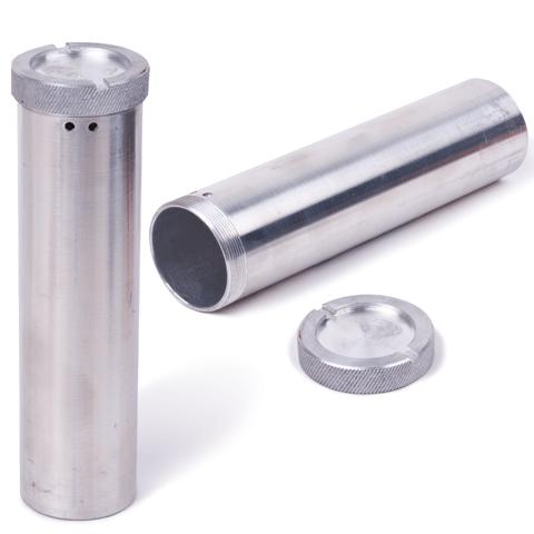 026703 Пенал для хранения ключей дюралевый, 150*40 мм