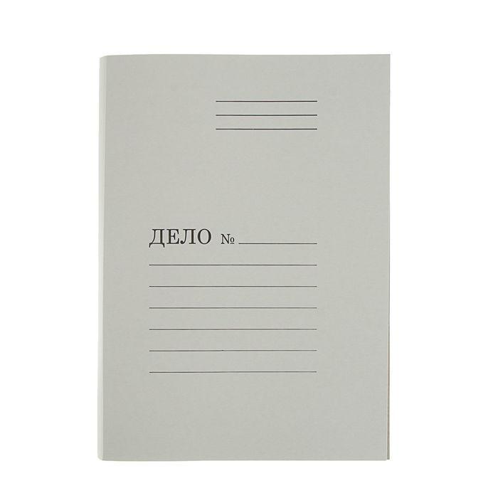 """012268 Папка - обложка  """"Дело"""" 400-430 пл."""