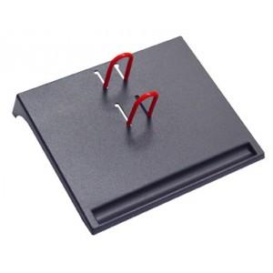 037530 Подставка д/календаря СТАММ,черная