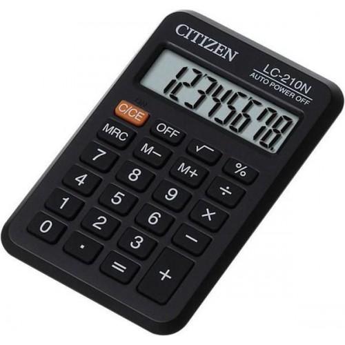 079594 Калькулятор карманный  8 разрядов
