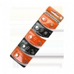 053489 Батарейка-таблетка  G-4 MINAMOTO LR626