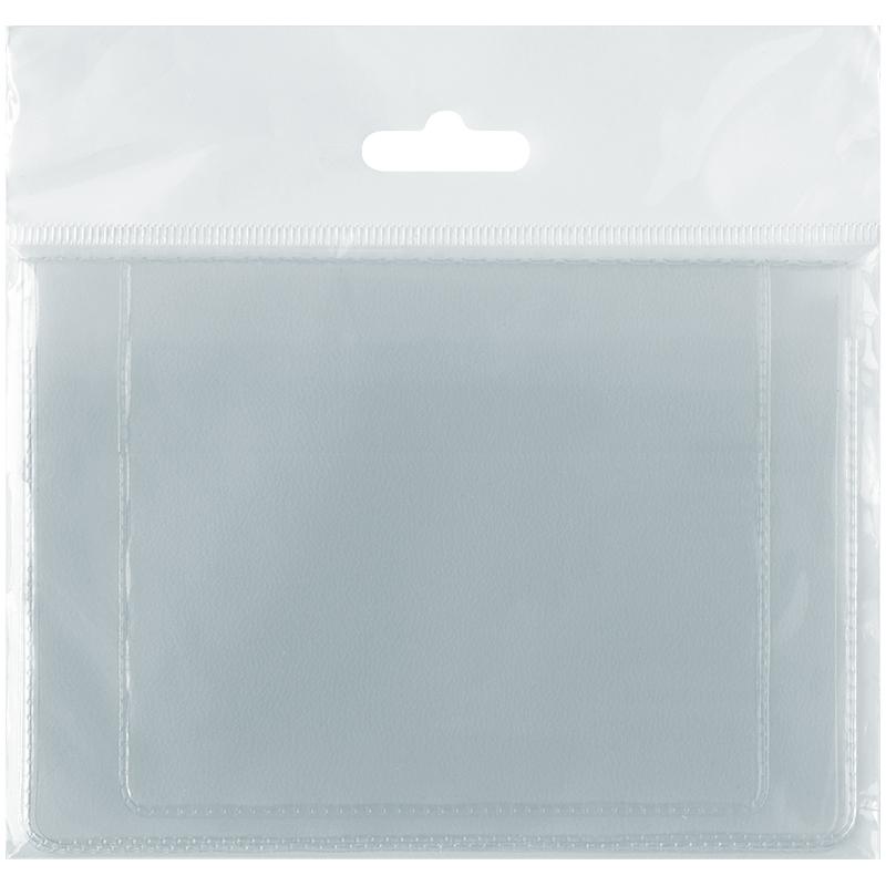 065557 Вкладыш для бумажника водителя, прозрачный, с доверенностью