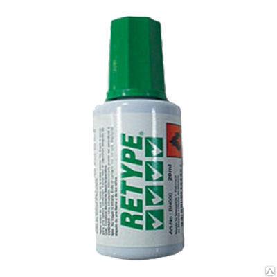 007258 Корректирующая жидкость RETYPE 20 мл.