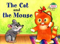 Наумова. Кошка и мышка. The cat and the Mouse./ На английском языке.