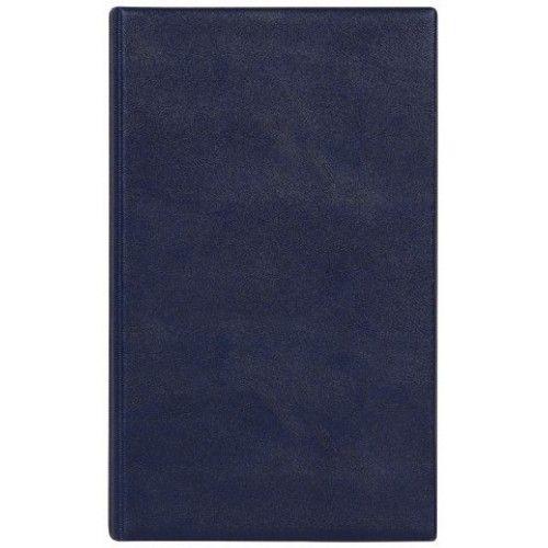 081850 Бумажник для автодокументов, кожзам синий