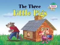Наумова. Три поросенка. The Three Little Pigs./ На англ. яз. 1 уровень