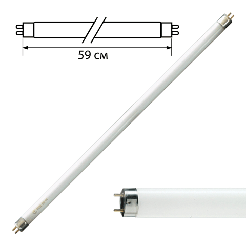 007589 Лампа  TL-D 18W/54,холод.свет