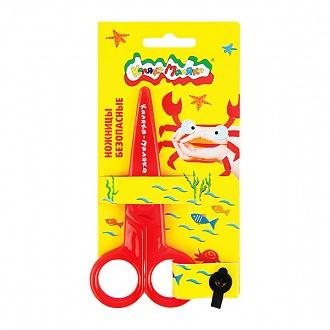 037762 Ножницы пластик Каляка-Маляка
