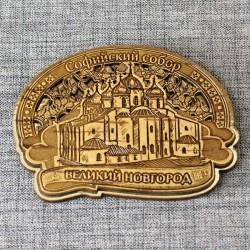 058501 Магнит В.Новгород береста