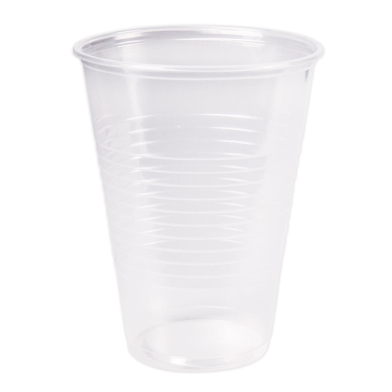 085104 Одноразовый стакан, 200 мл,СТИРОЛПЛ 1 шт.