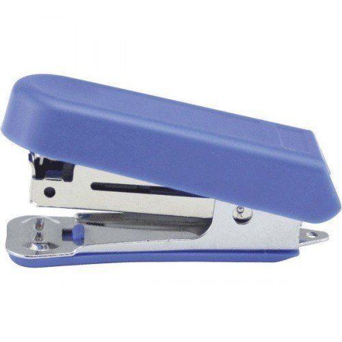 082209 Степлер ATTOMEX №10 до 10 л, пластик, синий, малый