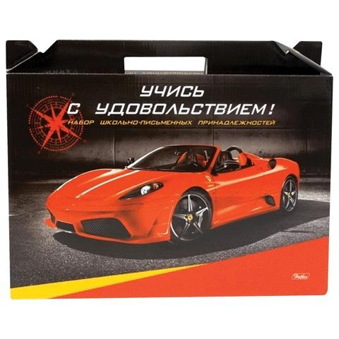 053716 Набор для Первоклассника HATBER Автомобили