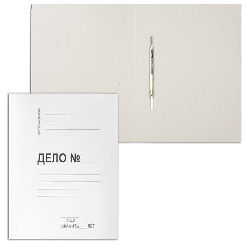 055111 Скоросшиватель картонный,280 г/м2