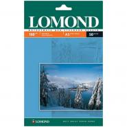 061989 Бумага А5 (210*148) для стр. принтеров Lomond, 180г/м2 (50л) мат.одн.