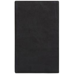 056389 Бумажник для автодокументов, кожзам, чёрный