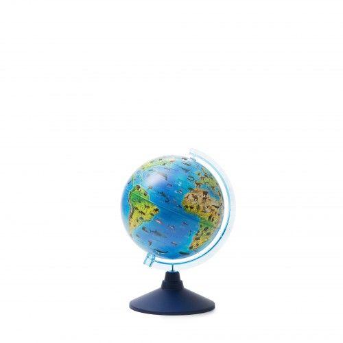 077465 Глобус д-р 210 Зоогеографический (детский), классик, Евро