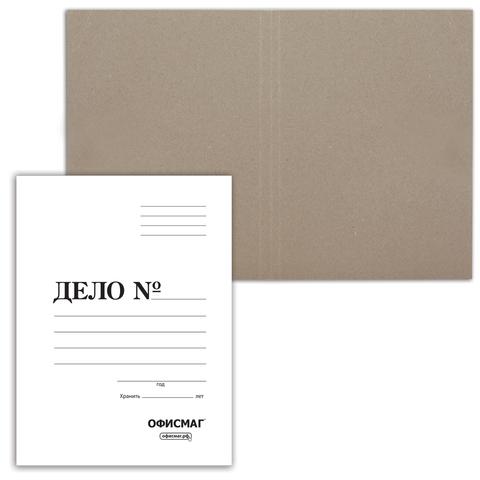 054034 Папка-обложка Дело,320 г/м2