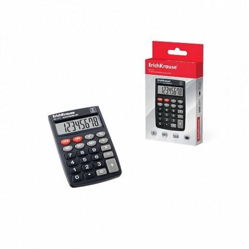 089525 Калькулятор карманный  8 разр. PC-111