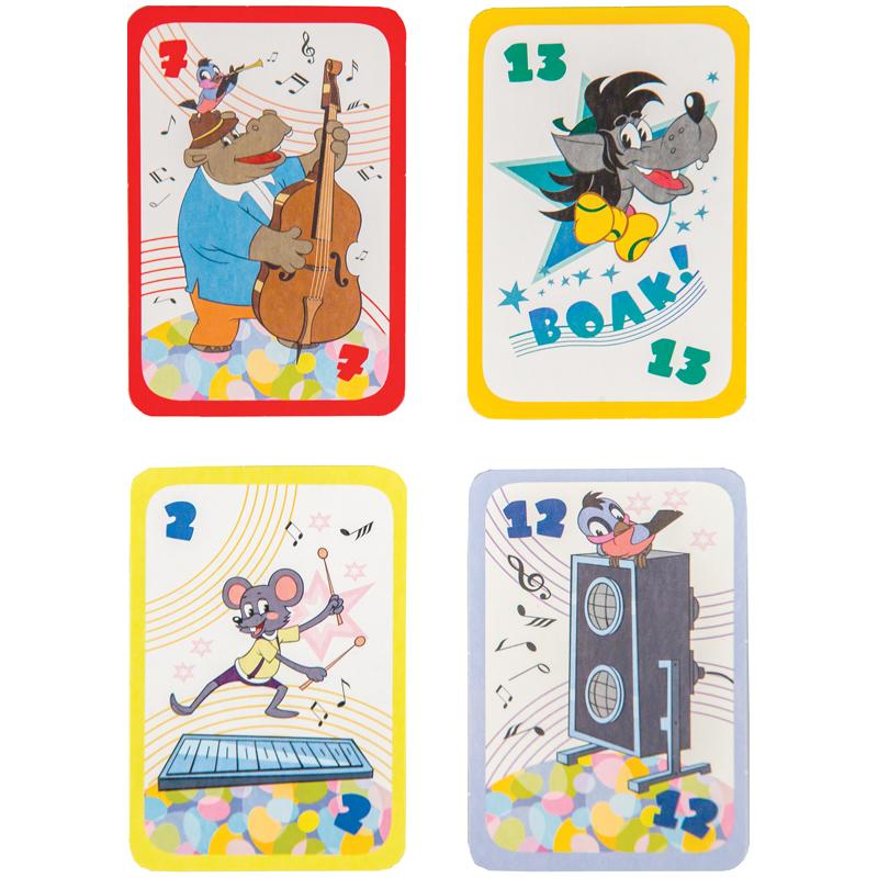 006415 Карты детские в ассортименте.