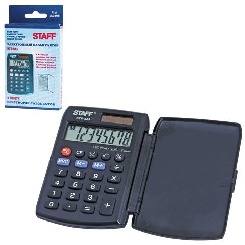 025882 Калькулятор STF-883