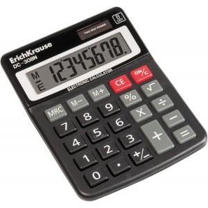 034089 Калькулятор карм. 8 разр. DC-308N