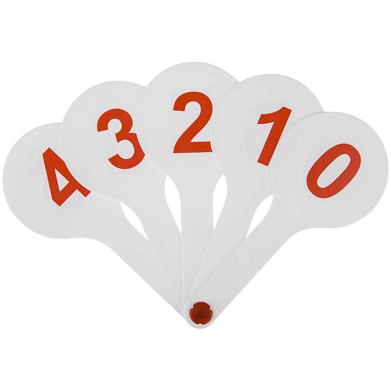 073385 Веер-касса цифр от 0 до 9, ArtSpace