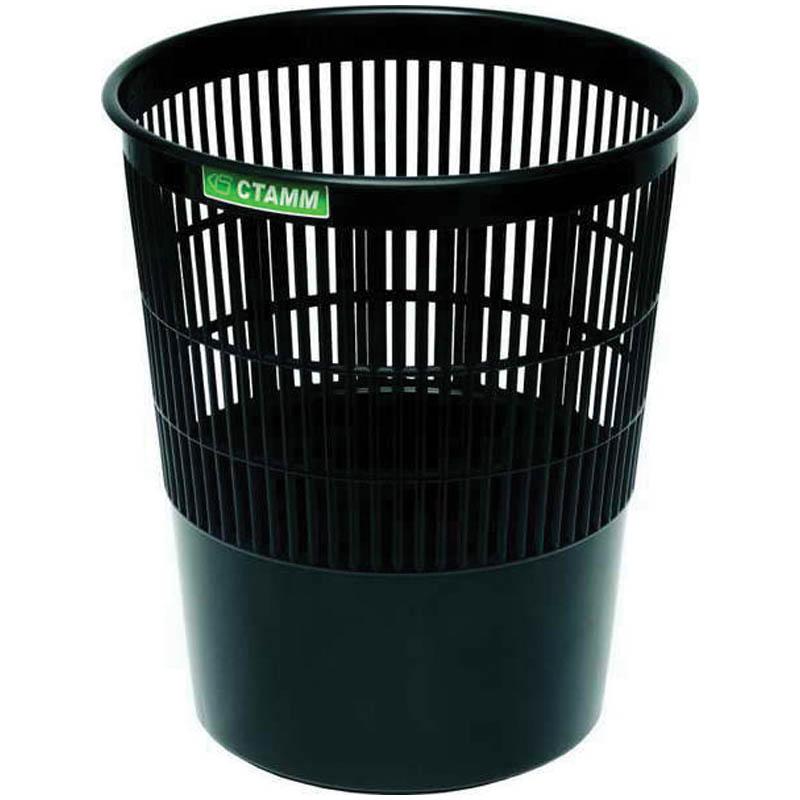 007178 Корзина д/мусора 14 л.