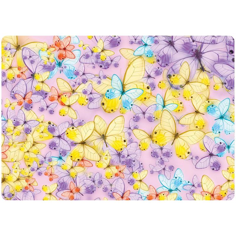 """086881 Настольное покрытие детское ArtSpace """"Бабочки"""", 40,5*28,7см"""