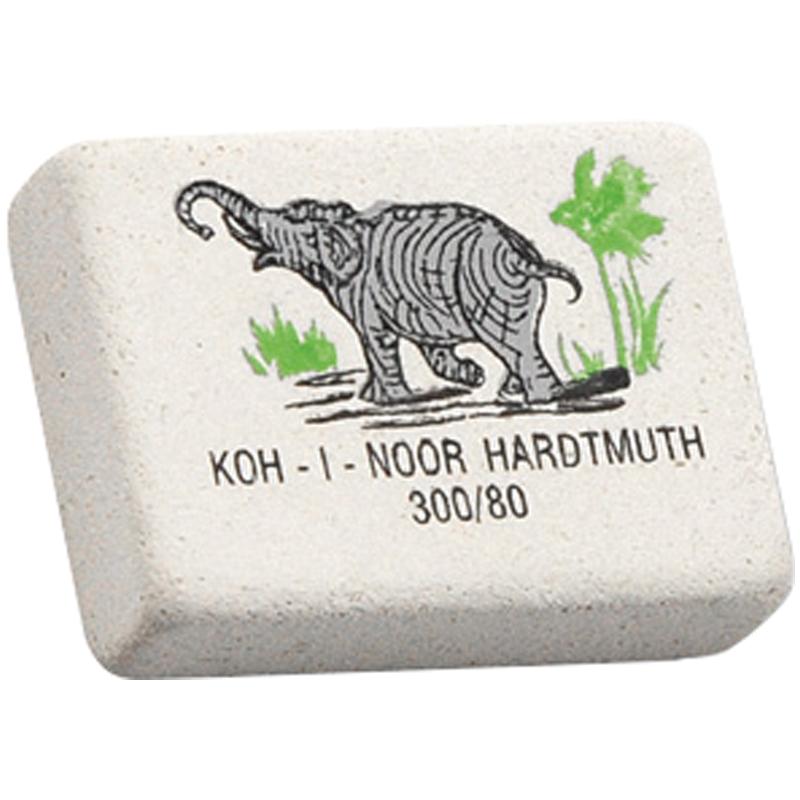 007632 Ластик Koh-i-noor Elephant 300/80