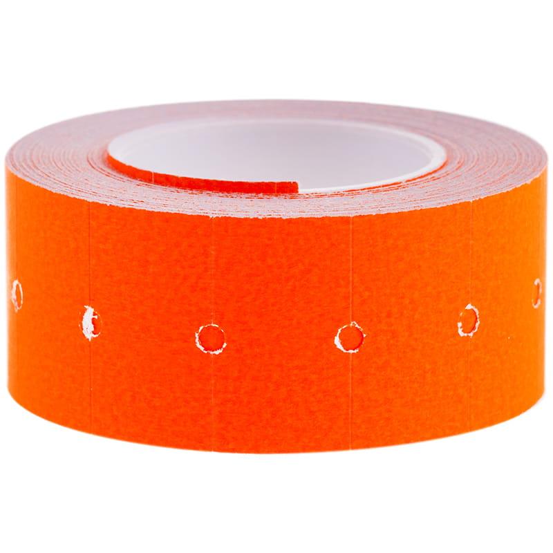 077763 Этикет-лента OfficeSpace 21*12мм оранжевая 500 этикеток