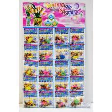 050774 Растущие игрушки с гелевыми шариками