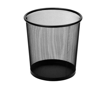 073062 Корзина для мусора металл сетка
