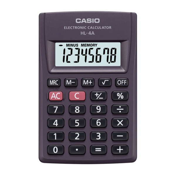061444 Калькулятор CASIO 8 разр. карм.